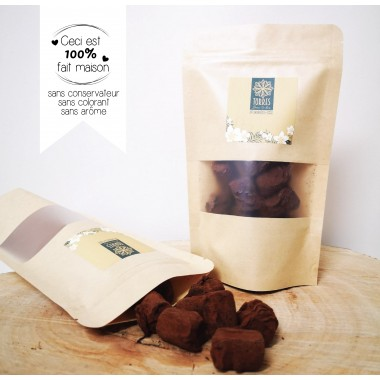 Truffes en chocolat bean to bar